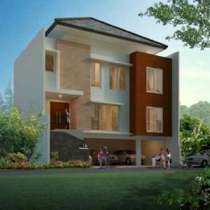 Town House di Jln. Rasamala Belakang Menara Bidakara Tebet