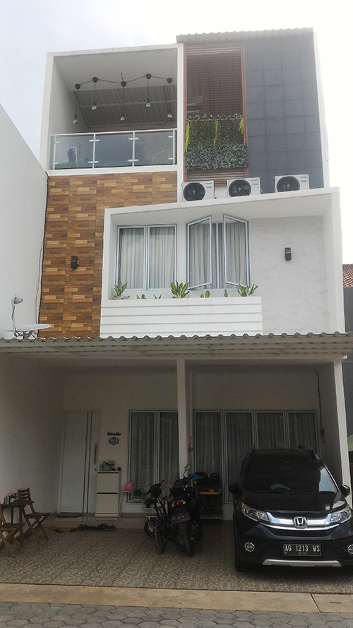 Jual Town House Gading Residence 0812 1301 0011