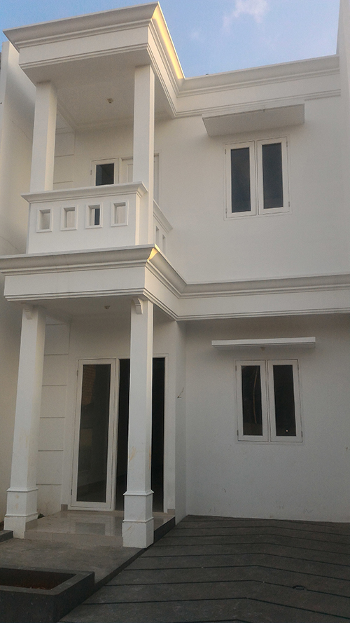 Jual Town House D'Phasa Residence 1.5 M Nego 0812 1301 0011