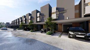 Jual Rumah Ayana Town House Harga Mulai 1,1 M di Cipayung Jakarta Timur