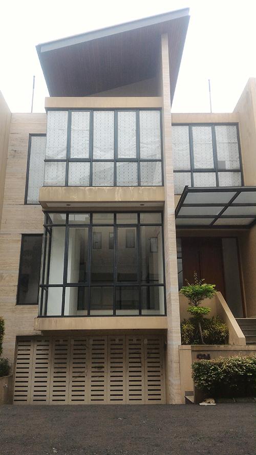 Jual Rumah Viridia Town House Murah Harga 6.5 M Nego di Cilandak Jakarta Selatan