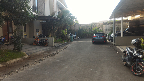 Jual Town House D'East Residence 3,9 M Nego di Condet Jakarta Timur