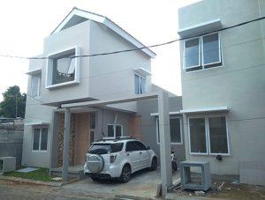 Jual Rumah Town House Serenity Murah Harga Mulai 1.4 M di Jakarta Timur