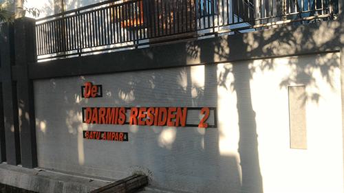 Jual Town House De Darmis Residence 0812 1301 0011