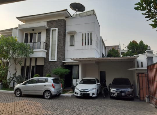 Jual Town House Blossom di Tebet Jakarta