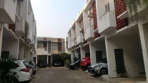 Jual Town House Palm Village di Jakarta Timur