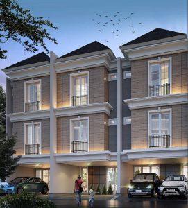Jual Rumah Town House Prime Home Mulai 2.1 M di Jakarta Selatan