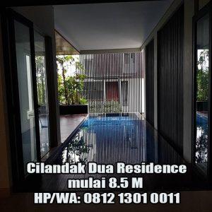 Jual Rumah Cilandak Dua Residence mulai 8.5 M di Jakarta Selatan
