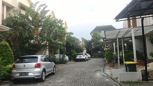 Jual Town House The Casilla Cilandak di Jakarta Selatan